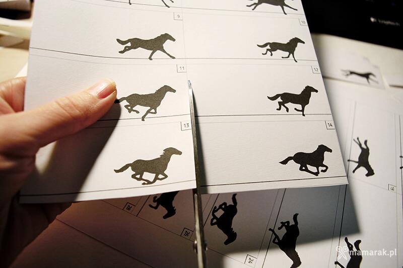 koń animacja